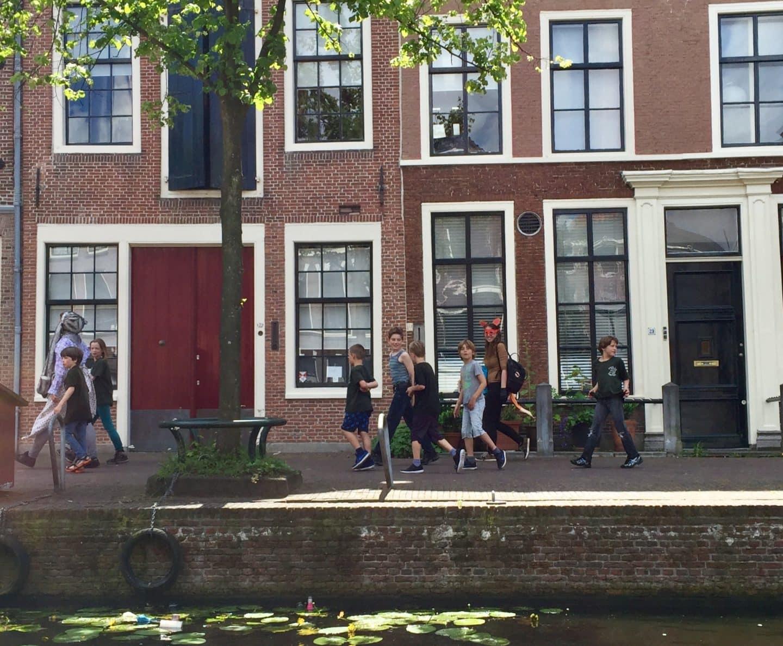 10 jaar Stadslab Leiden