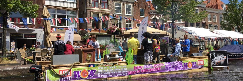 Leiden als festival stad