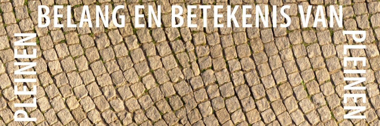 Pleinen in Leiden